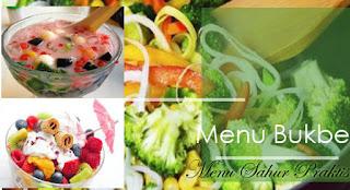 menu bukber