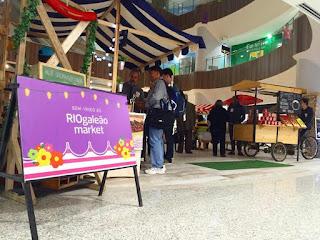 RIOgaleão Market terá segunda edição