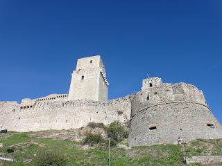 Assis Itália Rocca Maggiore