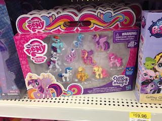 Princess Twilight Sparkle and Friends Mini Collection
