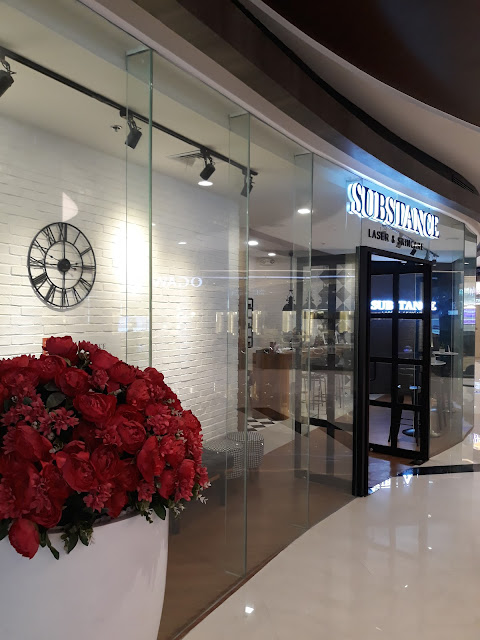 Holy Grail Laser (Spectra Laser) in Substance Laser and Skin Care at the Third Level of Robinson's Galleria.