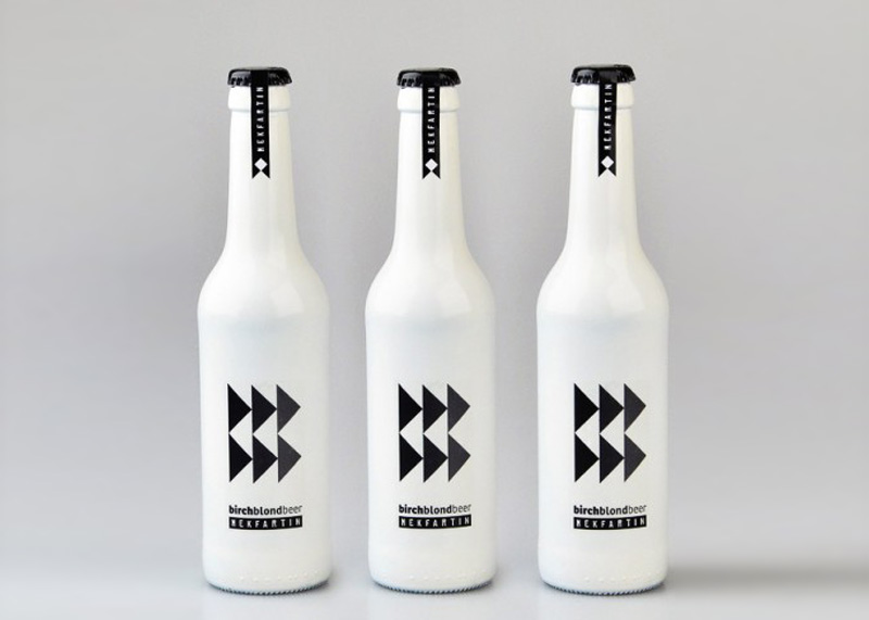 Mekfartin Beers Martin Fek beer packaging