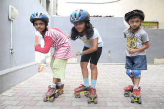 quad skating classes training center in hyderabad