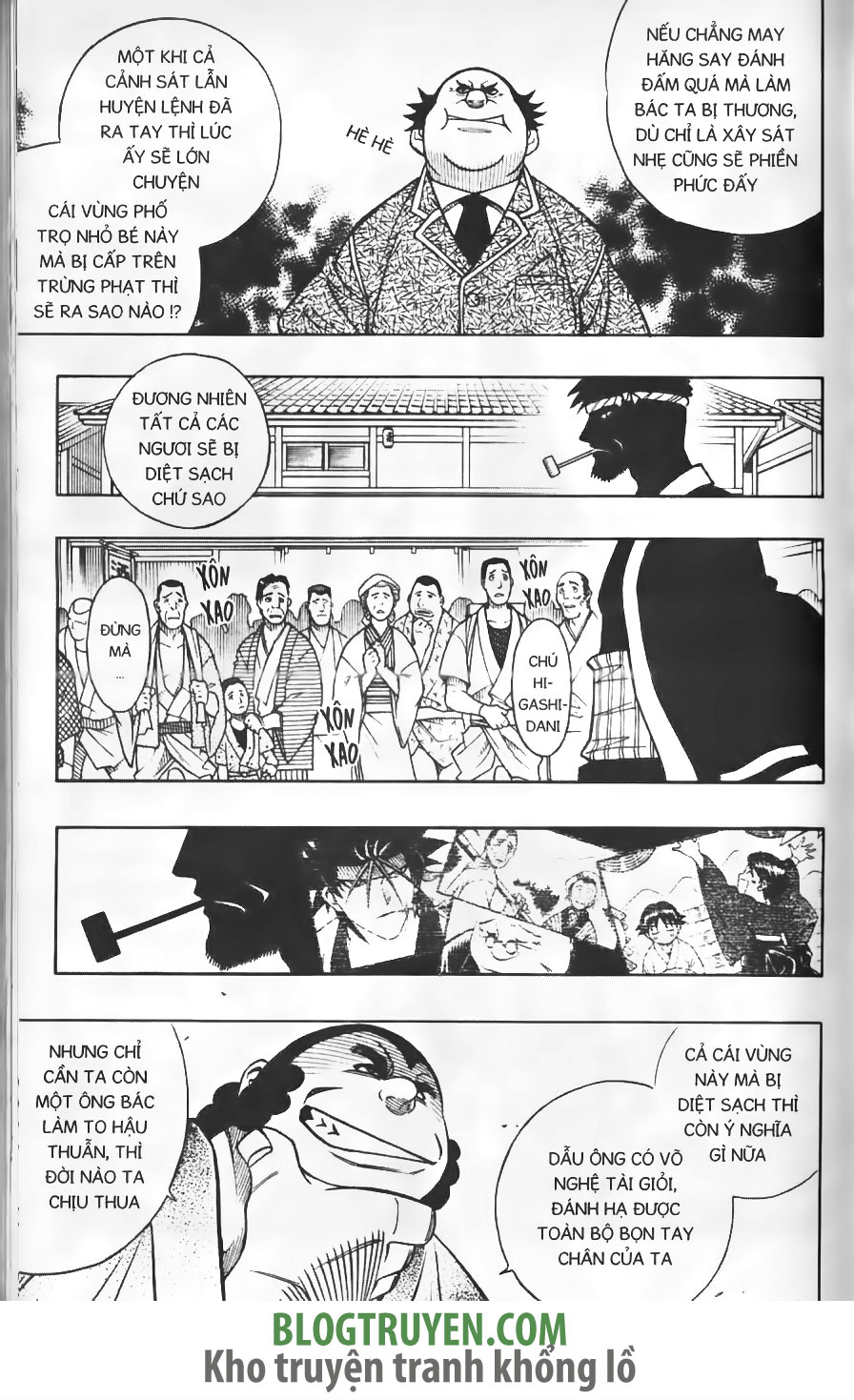 Rurouni Kenshin chap 230 trang 15