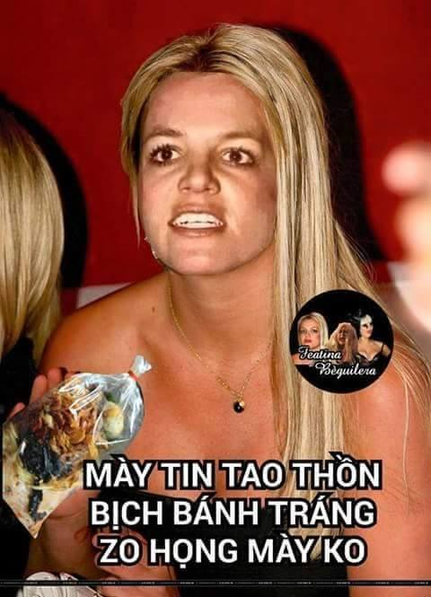 Britney Spears Bích Nụ 5