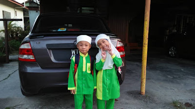 Hari Pertama Persekolahan 2019  sesi persekoahan 2019 tadika pasti pasti alam megah