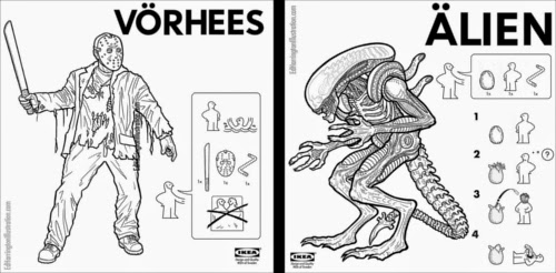 00-Ed-Harrington-Illustrations-Assemble-Monsters-with-IKEA-Instructions-www-designstack-co