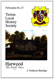 Turton Local History Society #27 - Harwood - The Early Years