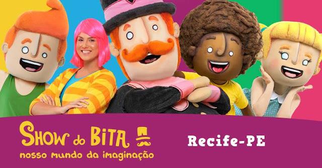 Bita em Recife  no Teatro Luíz Mendonça Dona Lindu