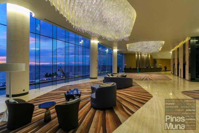 Conrad Manila Hotel