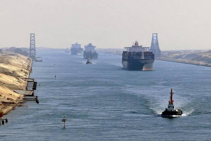 Suez Canal in 30% discount for US East Coast - Asia bound containerships