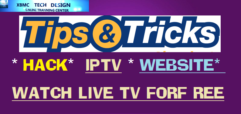 Watch Free IPTV Channel From any IPTV Website With Simple Trick