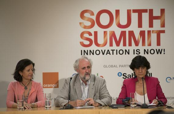 South Summit, con Niklas Zennström, 5, 6 y 7 de octubre de 2016 en La Nave