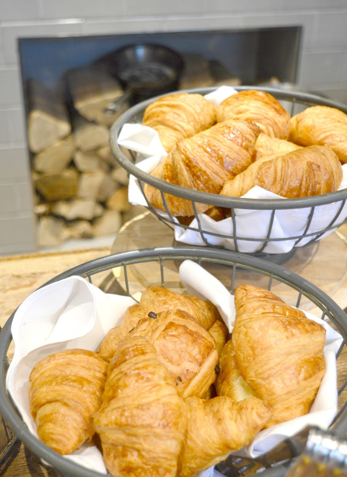 Cosy Hotel in the Cotswolds - The Painswick Croissants