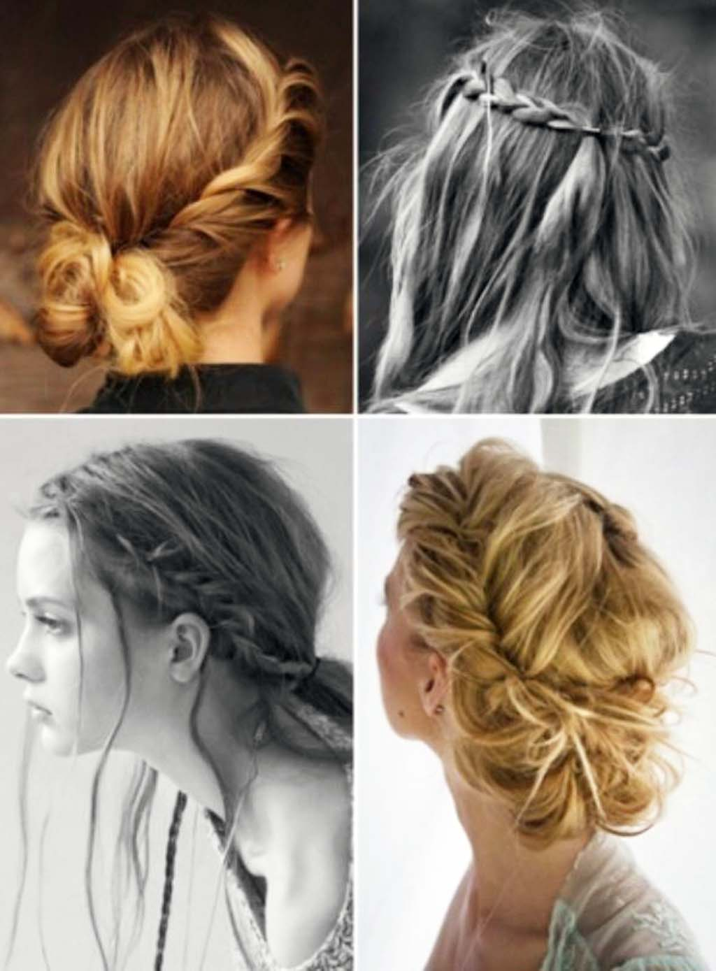 15 Plaited Hair Styles Unique 2016 Suitable For All Events