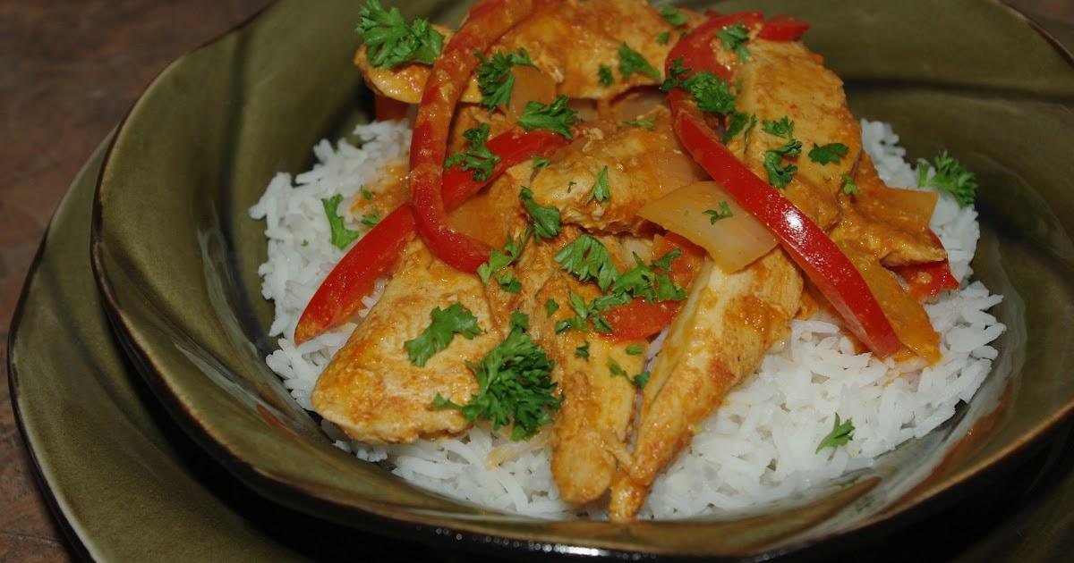 Mennonite Girls Can Cook Thai Curry Chicken In Coconut Milk