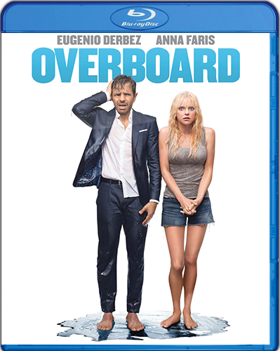 Overboard [2018] [BD25 + FIX] [Latino]