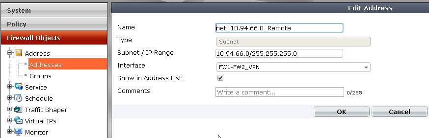 Cyber Security Memo: Set Up IPSec Site to Site VPN Between