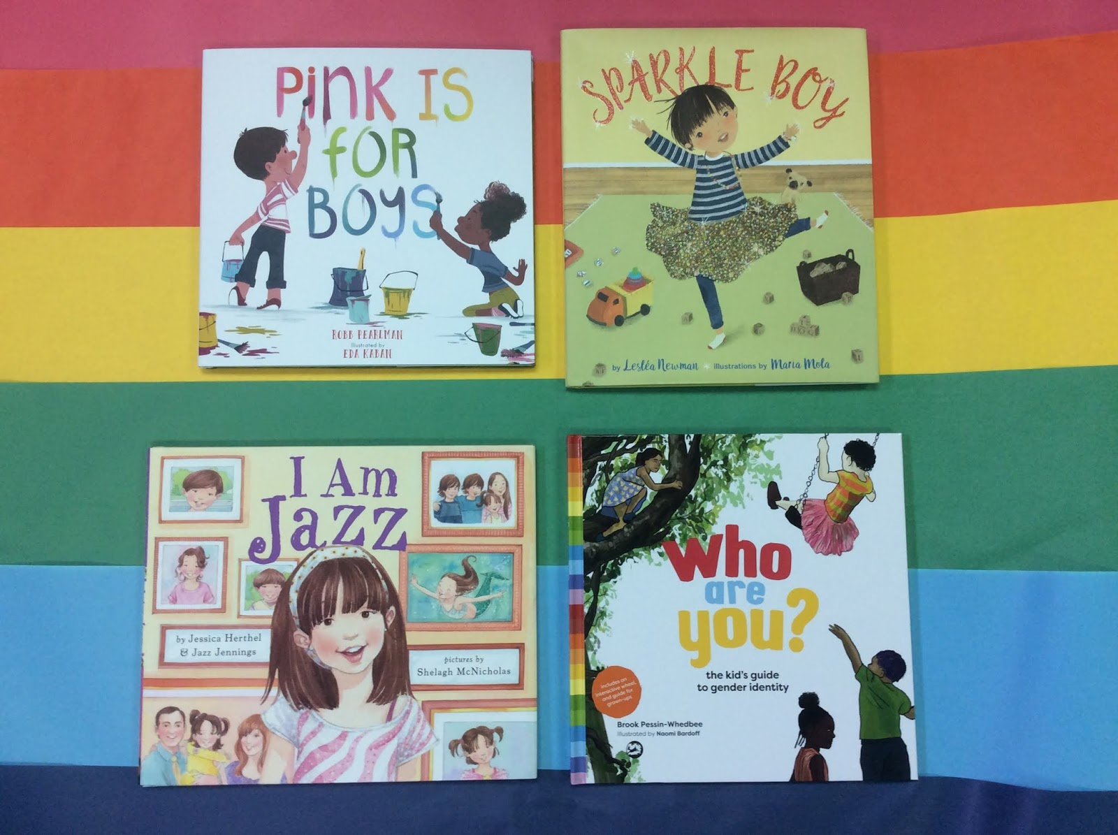 Elementary Counseling Blog Resources For Gender Identity