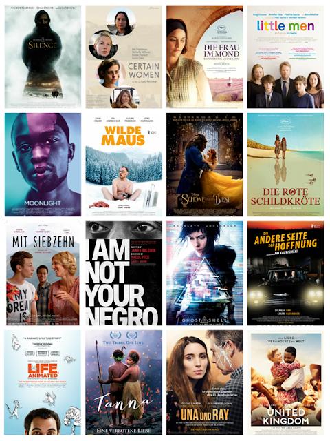der cineast Filmblog Kinovorschau März 2017