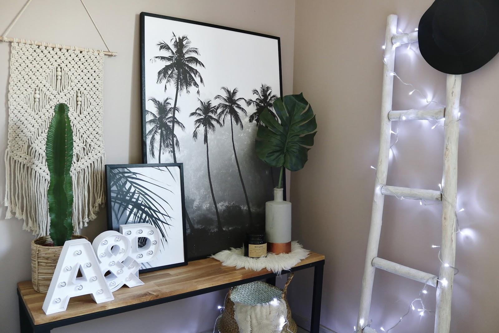 Ma commande desenio partie 2 la chambre pauline for Mode decoration interieur