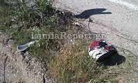 Η κυριακάτικη βόλτα κατέληξε σε ατύχημα