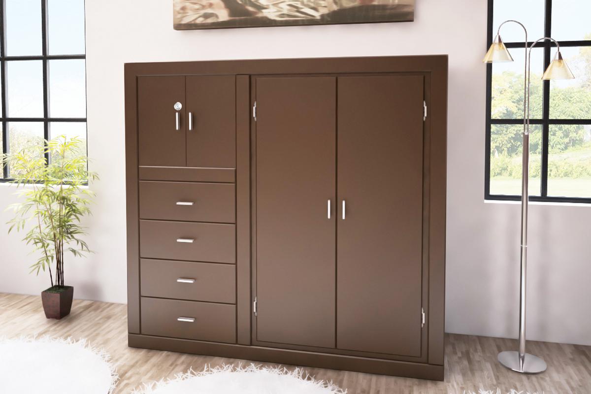 Muebles roperos obtenga ideas dise o de muebles para su for Roperos para dormitorios