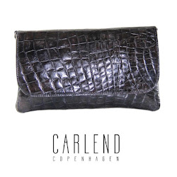CARLEND COPENHAGEN Clutch Bag and CHRISTIAN LOUBOUTIN
