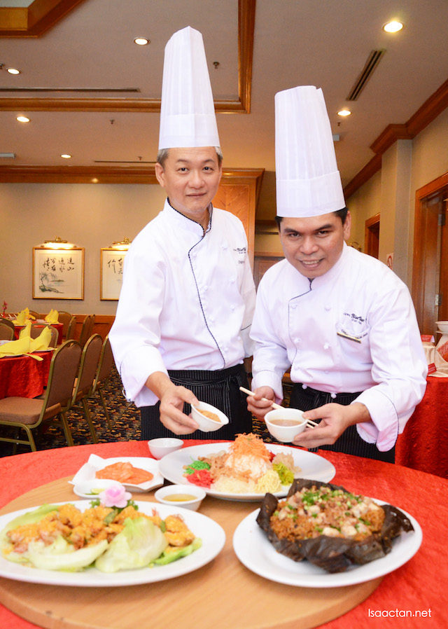 Chinese New Year Set Menu @ Tung Yuen, Grand BlueWave Hotel Shah Alam