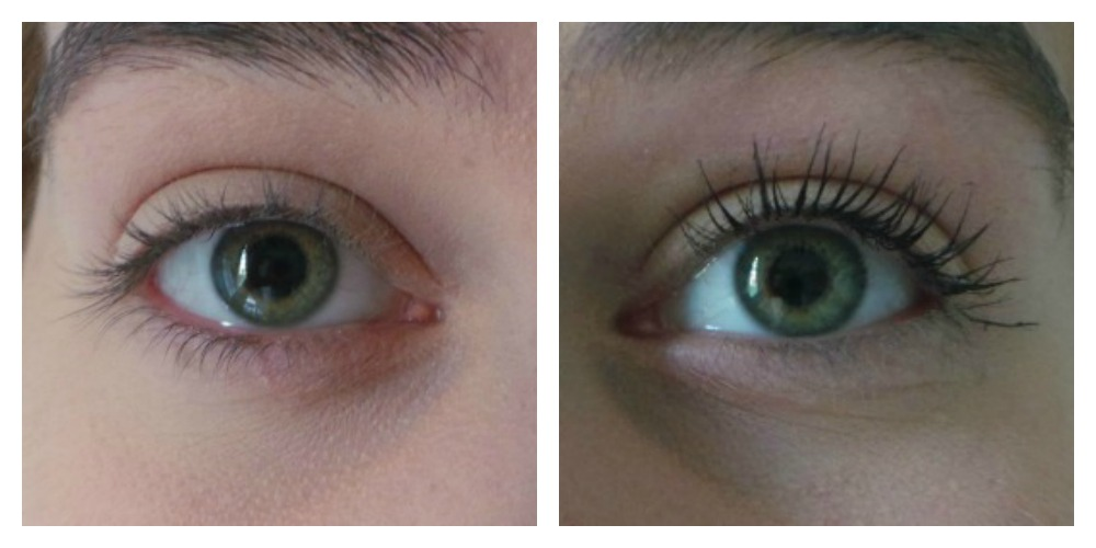 Lancome Grandiose Mascara swatch
