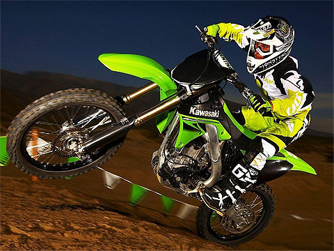 2010 KAWASAKI KX 250F Monster Energy Insurance Informations