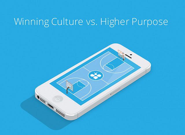 Winning Culture vs. Higher Purpose