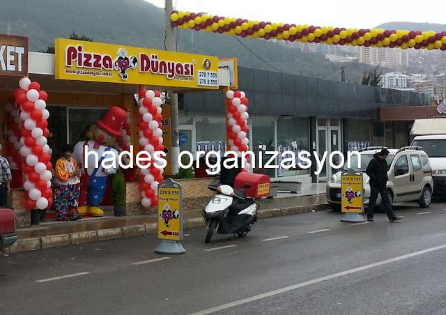 izmir işyeri açılış organizasyonu