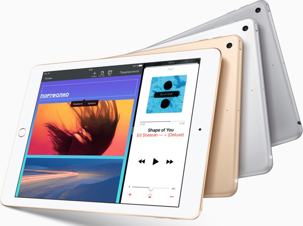 Apple has decided to update aging iPad Air 2, because market slowing gradually and competition catching up a bit with convertibles & innovations.