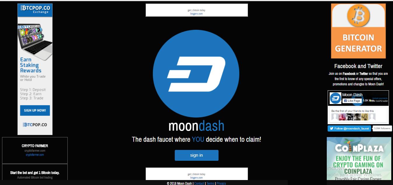 Como ganar DASH gratis