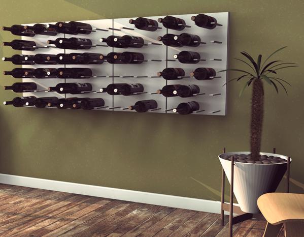 Rustic Wine Color Kitchen