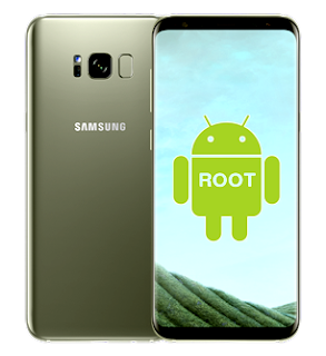 Samsung S8/S8+ G955U G955W G950W G950U Root File Network Unlock Success Free Download