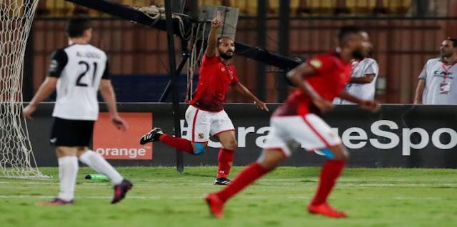 حصول مباراة الاهلي والترجي علي موافقة الامن بحضور 50 الف مشجع للمباراة
