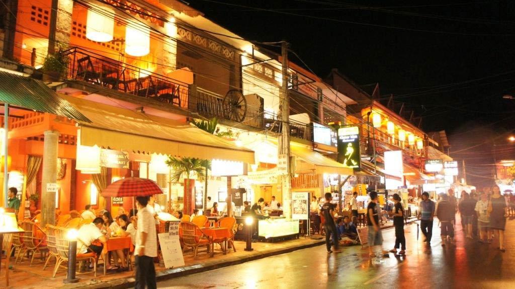 Tour du lịch Lào Campuchia