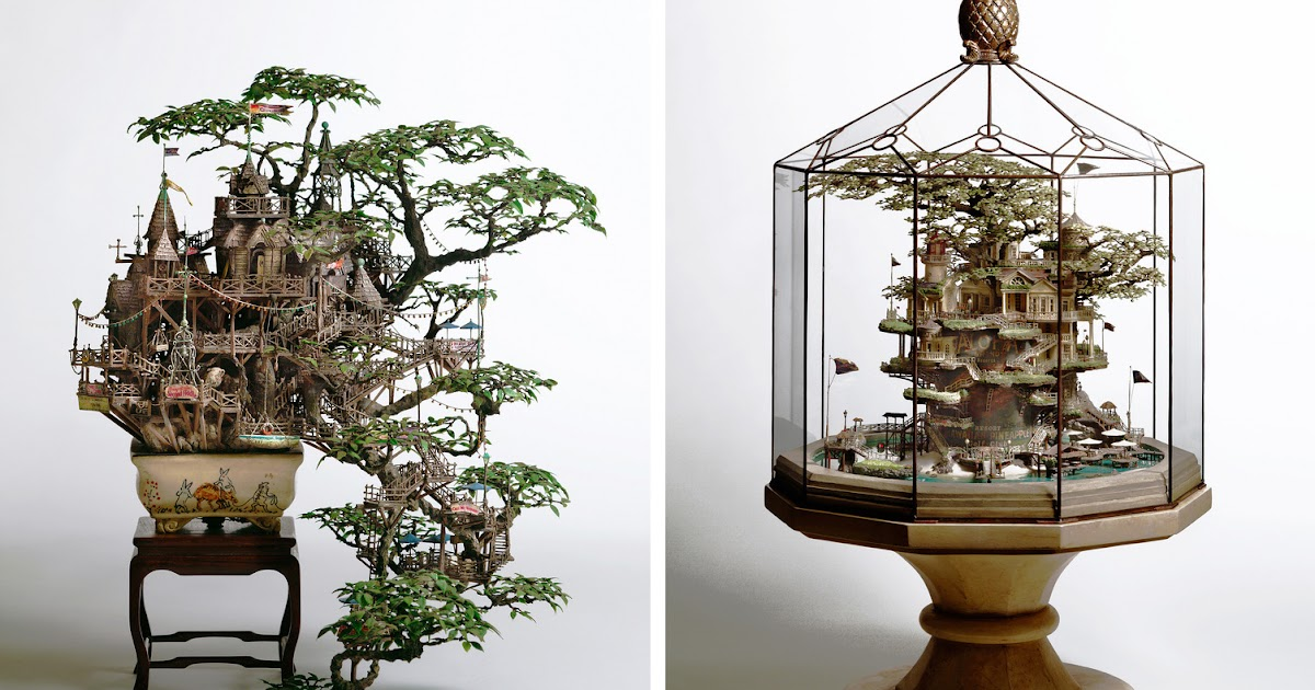 Bonsai Tree 24 Modern Bonsai Tree House Ideas