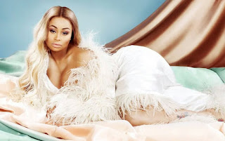 Photos: Blac Chyna Poses Completely Naked With Baby Bump For Paper Magazine