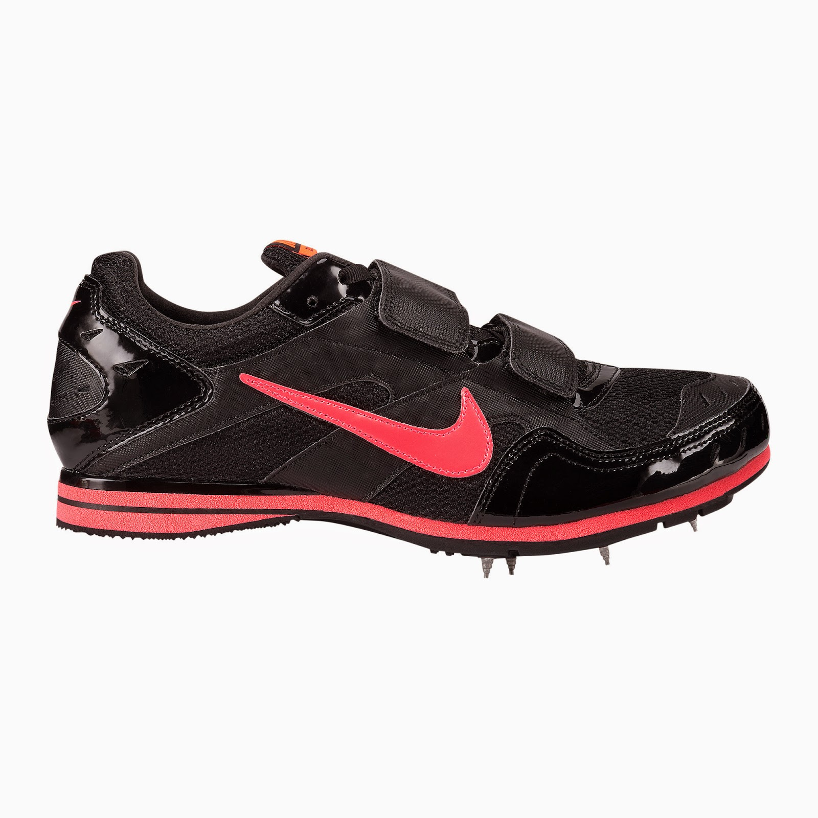 Nike Track and Field Spikes and Shoes 2014