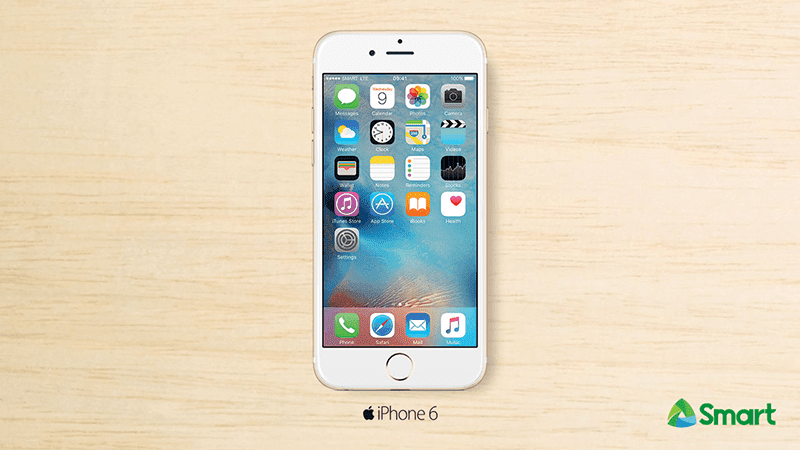Smart Announces More Affordable iPhone 6 Promo, Now Available For PHP 999 Per Month