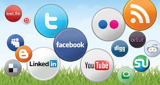 Hướng dẫn tạo bộ nút Social Network cho Blogspot