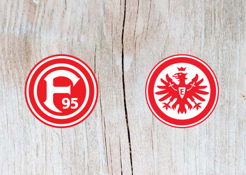Fortuna Dusseldorf vs Eintracht Frankfurt -  Highlights 11 March 2019