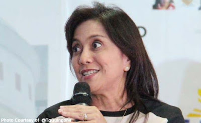 ROBREDO : FEARS NOTHING UNDER INCOMING ADMINISTRATION