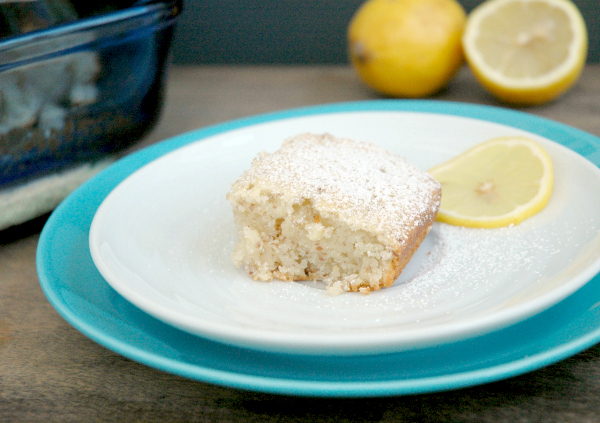 Lovely Lemon Snack Cake (vegan, gluten-free, and allergen-free) - Kim's Welcoming Kitchen
