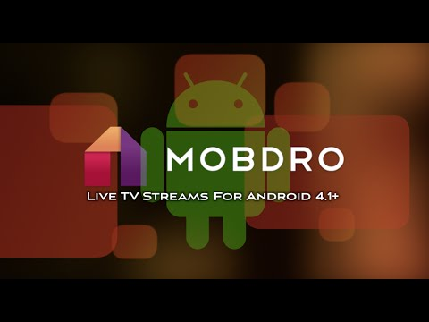 Mobdro Application