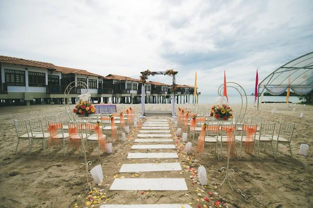 beach ceremony NS