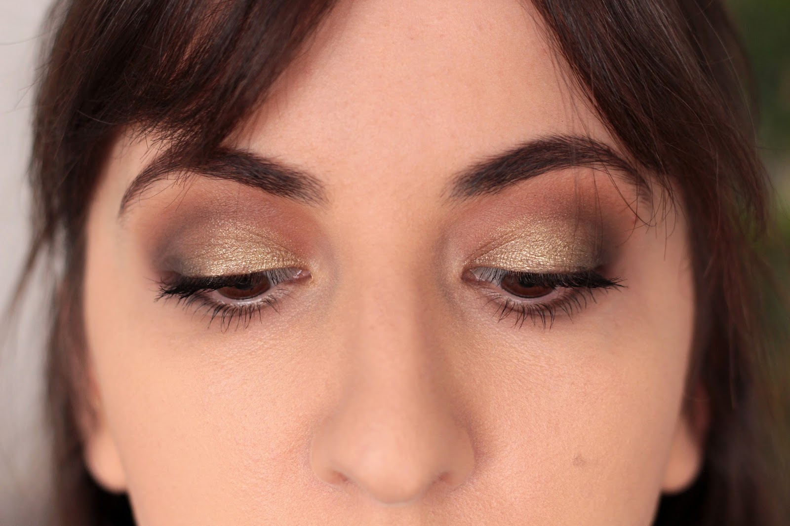 Glitter Glam New Year Look | Tutoriel